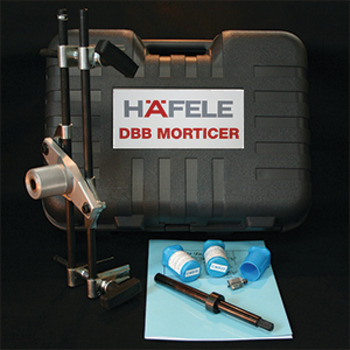 DBB Mortice Jig and Fittings, DBB Mortice Jig