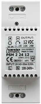 DC Power Supply Unit, Regulated, Dialock