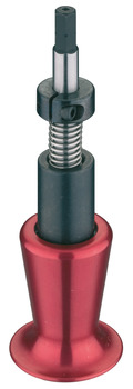 Depth gauge with multi-spur drill bit, for Variantool Red Jig