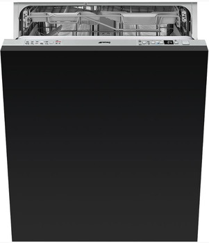 Dishwasher, Fully Integrated 600 mm, 13 Place Settings, Smeg