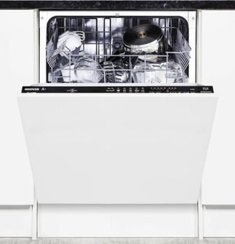 Dishwasher, Integrated, 13 Place Setting, Hoover