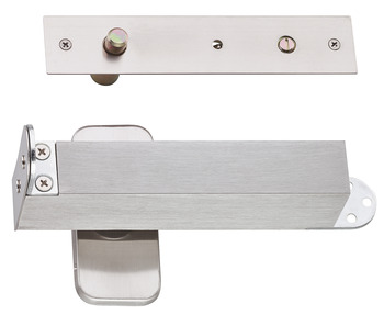 Door Closer, Concealed Double Action, Base, Bary