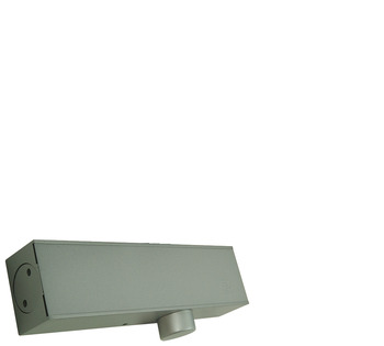 Door Closer, Overhead Rack and Pinion, Closer Only, Aluminium Body, TS 9204