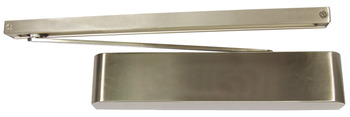 Door Closer, Overhead Rack and Pinion, Guide Rail, with Designer Cover, Aluminium Body, TS 5000