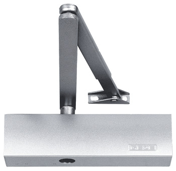 Door Closer, Overhead, With or Without Backcheck, Cast Aluminium Body, Geze TS 2000V and TS 2000 VBC