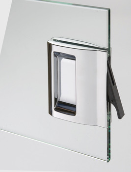 Door Handle, Pocket Sliding, Aluminium