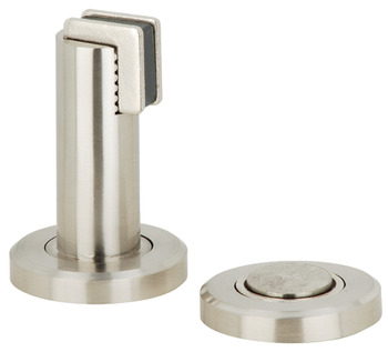 Door Holder, Magnetic, Height 75 mm, Zinc Alloy