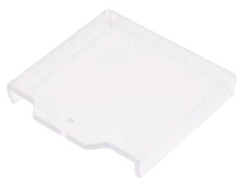 Door Release, Emergency Break Glass Unit, Flush or Surface Mounted, Plastic