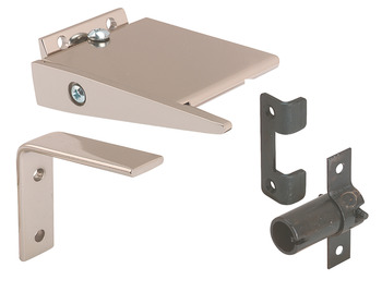 Door Selector, for Doors up to 1200 mm Wide, Aluminium