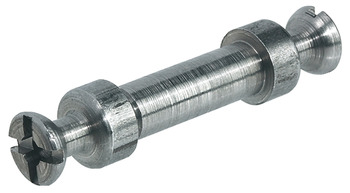 Double-Ended Bolt, for Installation Through Ø 5 mm Holes, Rafix 20-TAB