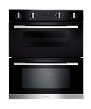 Double Oven, Electric, Multifunctional, Easy Clean Enamel, 600 mm, Rangemaster