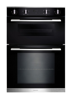 Double Oven, Electric, Multifunctional, Easy Clean Enamel, 600 mm Rangemaster