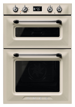 Double Oven, Multifunction, 600 mm, Smeg Victoria