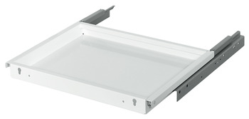 Drawer, for Shallow Drawer Inserts, Variant-D