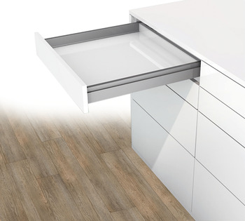 Drawer Set, 63 mm High, Length 450 mm, Nova Pro Scala