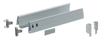 Drawer Set, Runners, Drawer Sides and Fixings, Dynamic, Grass DWD