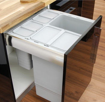 Drawer Waste Bin System, One2Five, for Nova Pro Drawers, Ninka
