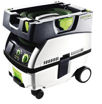 Dust Extractor, Mobile, Festool Cleantec CTL Mini