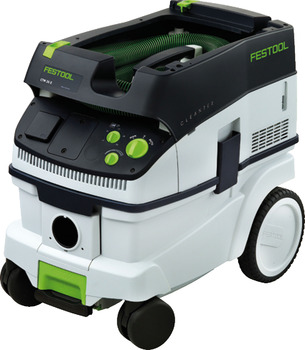 Dust Extractor, Mobile, Festool Cleantec CTM 26 E GB