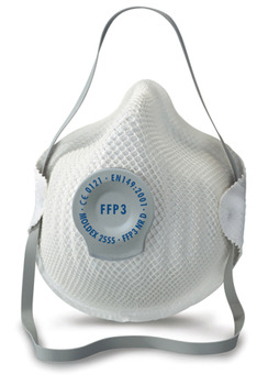 Dust Mask, Disposable, with FFP3 Protection, Moldex