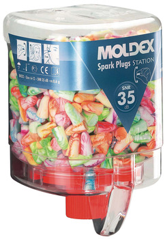 Ear Plug Dispenser, Spark Plugs®, Moldex 7825/7850