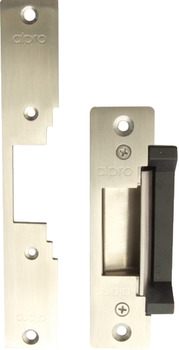 Electric Release, Reversible, Stainless Steel