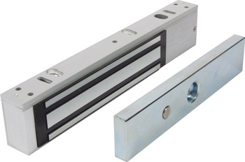 Electromagnetic Lock, Mini, Single Door, Single Swing Unit, Aluminium Body