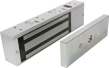 Electromagnetic Lock, Standard, Single Door, Single Swing unit, Aluminium Body