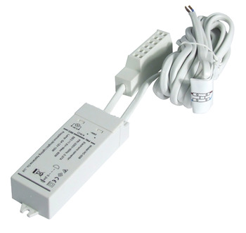 Electronic Transformer 12 V, 10-60 W, with 6-Way Distributor, Non Dimmable