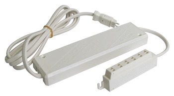 Electronic Transformer 12 V, 70 W, with 6-Way Distributor