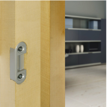 Emergency Latch, Push Pad, for Doors up to 1300 mm Wide, Startec