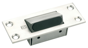 Emergency Release Door Stop, for use with Double Action Pivot Sets