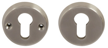 Escutcheon, Anti-Ligature, Soild Stainless Steel