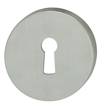 Escutcheon Set, Standard Key, 304 Stainless Steel, FSB