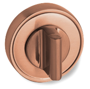 Escutcheons, for Euro Profile Cylinder, Round, Ø 52 mm, Zinc Alloy