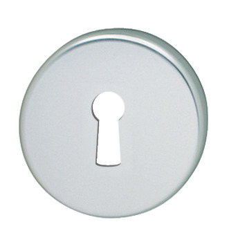 Escutcheons, for FSB Lever Handles, Standard Keyway, Ø 55 mm, Aluminium