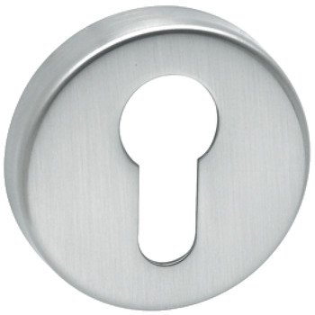Escutcheons, for Startec Lever Handles, Euro Profile, 304 Stainless Steel