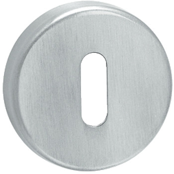 Escutcheons, for Startec Lever Handles, Standard Keyway, 304 Stainless Steel