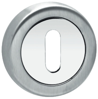 Escutcheons, for Startec Space Lever Handles, Standard Keyway
