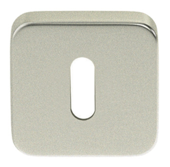 Escutcheons, for Startec Urban/Vola Lever Handles, Standard Keyway, Zinc Alloy