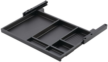 Extending Pencil Tray, Undermounting