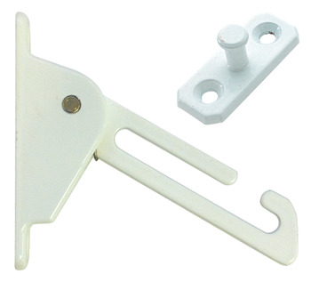 Face Fix Restrictor, for Casement or Side and Top Hung Windows