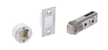 FastLatch Push Fit, Privacy, Bolt