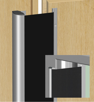 Finger Protection Blind System, for Interior Doors, Athmer NR-38