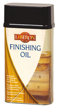 Finishing Oil, Size 250 ml - 5 Litre, for Wood Care