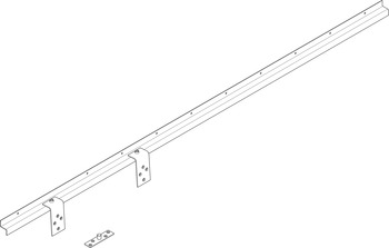 Fitting Set, for Sliding Interior Fire Doors, Marathon Senior