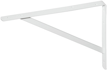 Fixed Bracket, for Shelves, Load Bearing Capacity 300 kg per pair