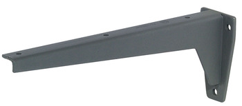 Fixed Bracket, for Tables and Bench Seats, Load Bearing Capacity 150 kg per pair, Hegbo