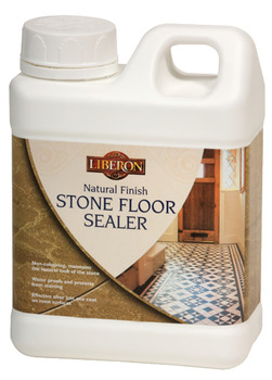 Floor Sealer, Natural Finish, Size 1 Litre, for Stone Flooring