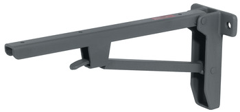 Folding Bracket, Heavy Duty, Load Bearing Capacity 500 kg per pair, Hebgo